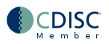 SAM GmbH is a member of CDISC